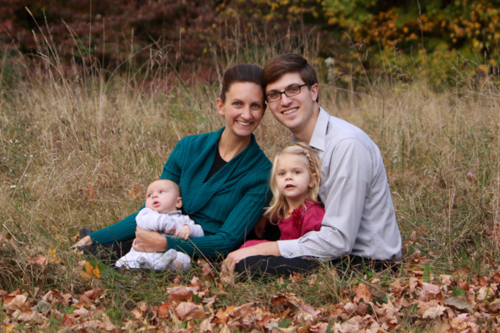 Family Photo Oct 2015